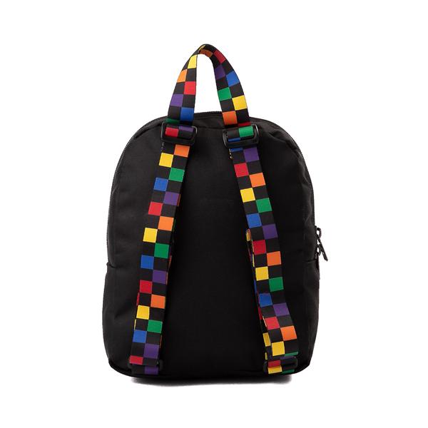 alternate view Vans Got This Pride Mini Backpack - BlackALT2