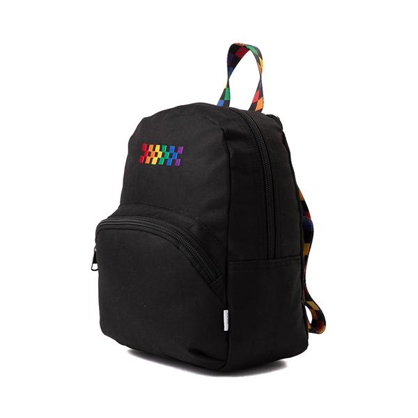 alternate view Vans Got This Pride Mini Backpack - BlackALT4