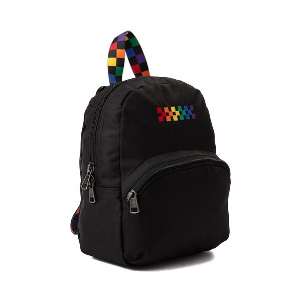alternate view Vans Got This Pride Mini Backpack - BlackALT4B