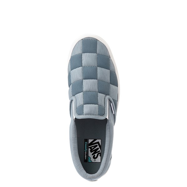 alternate view Vans Slip On ComfyCush® Autism Acceptance Checkerboard Skate Shoe - GrayALT4B