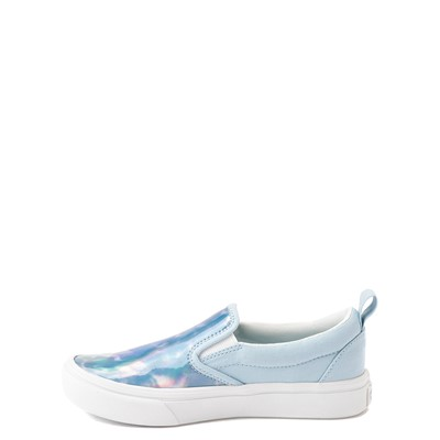 Alternate view of Vans Slip On ComfyCush® Autism Acceptance Skate Shoe - Little Kid - Dream Blue