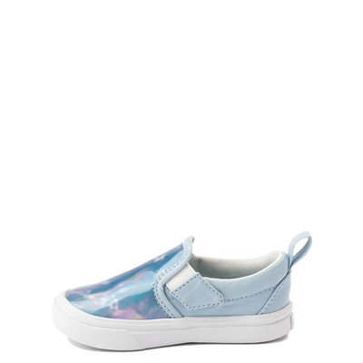 Alternate view of Vans Slip On V ComfyCush® Autism Acceptance Skate Shoe - Baby / Toddler - Dream Blue