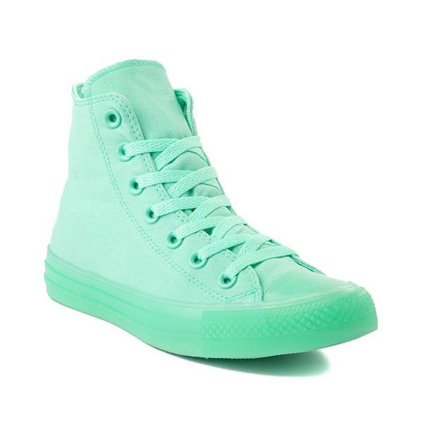 alternate view Converse Chuck Taylor All Star Hi Sneaker  - Green GlowALT5