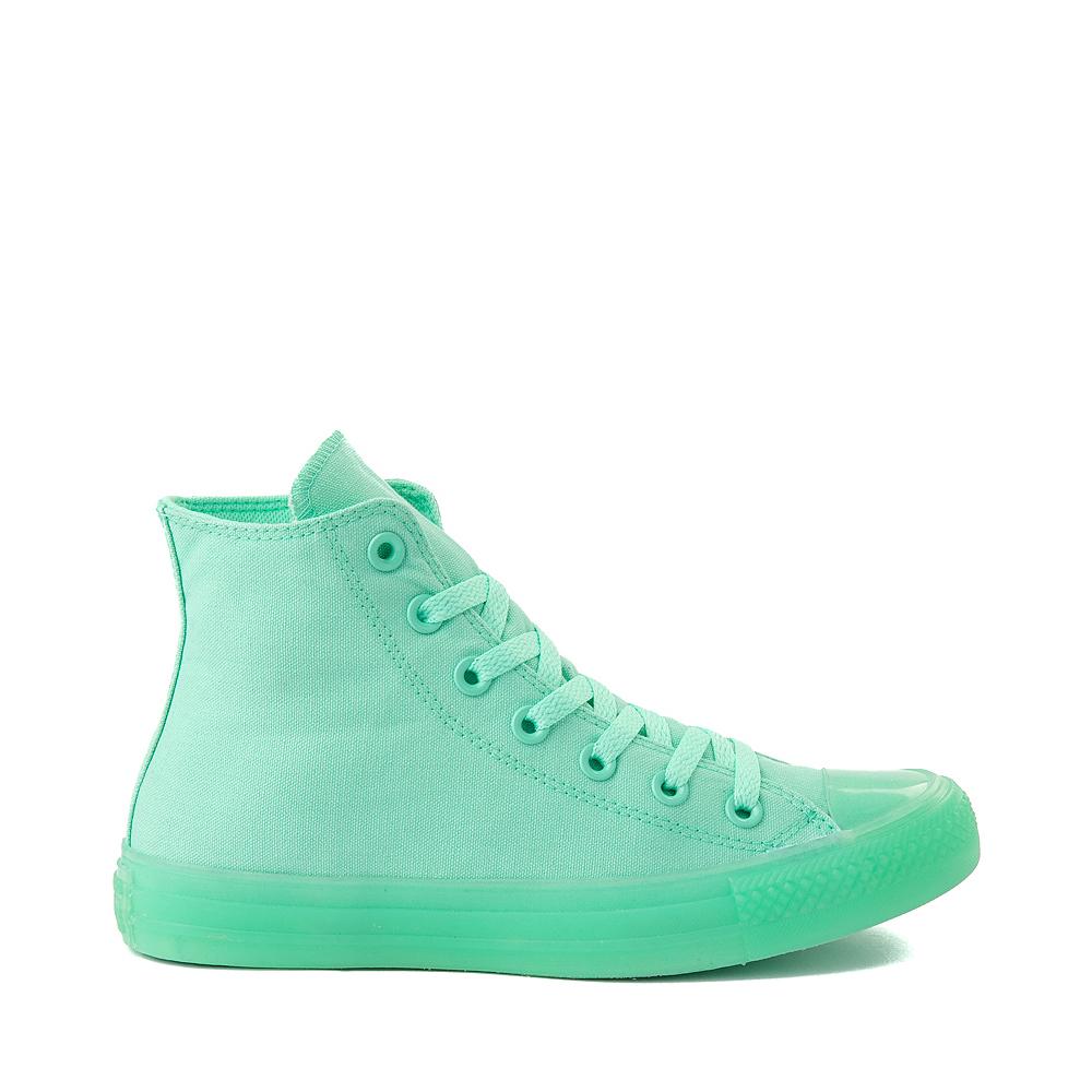 Converse Chuck Taylor All Star Hi Sneaker  - Green Glow