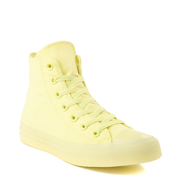 alternate view Converse Chuck Taylor All Star Hi Sneaker - Light ZitronALT1B