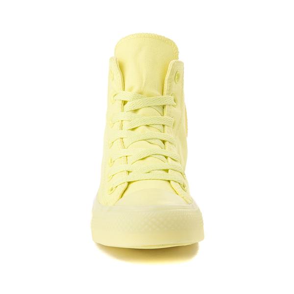 alternate view Converse Chuck Taylor All Star Hi Sneaker - Light ZitronALT4