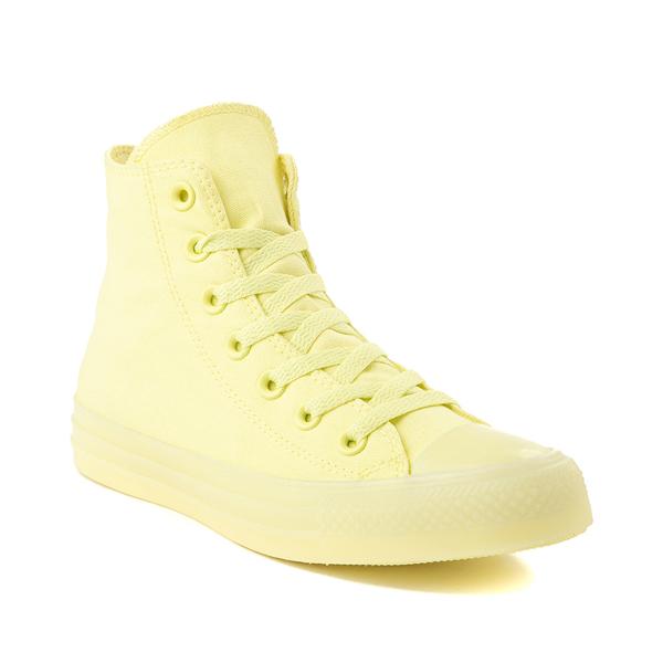 alternate view Converse Chuck Taylor All Star Hi Sneaker - Light ZitronALT5