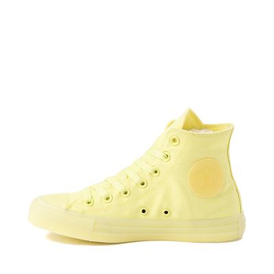 Alternate view of Converse Chuck Taylor All Star Hi Sneaker - Light Zitron