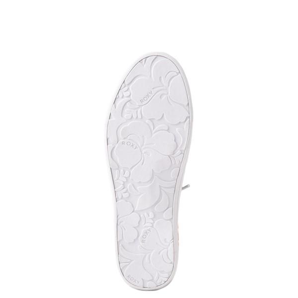 alternate view Womens Roxy Libbie Slip On Casual Shoe - FloralALT3