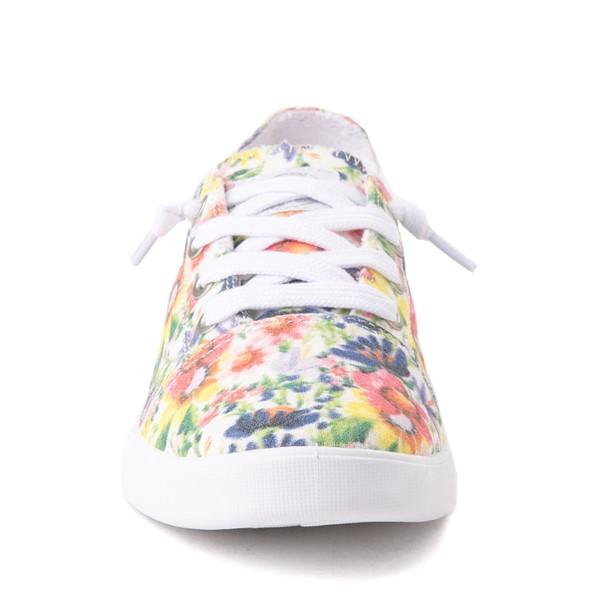 alternate view Womens Roxy Libbie Slip On Casual Shoe - FloralALT4