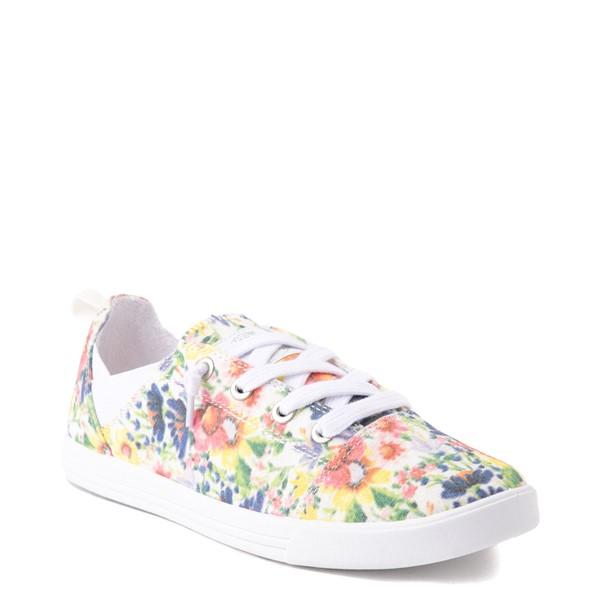 alternate view Womens Roxy Libbie Slip On Casual Shoe - FloralALT5