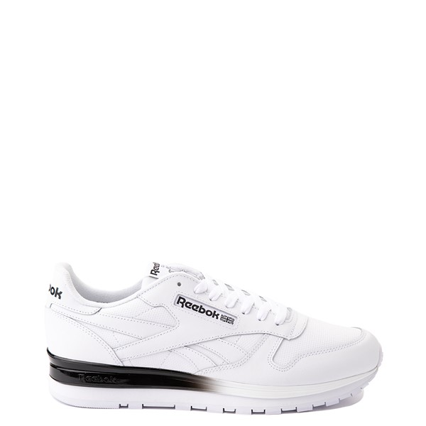 Main view of Mens Reebok Classic Athletic Shoe - White / Black