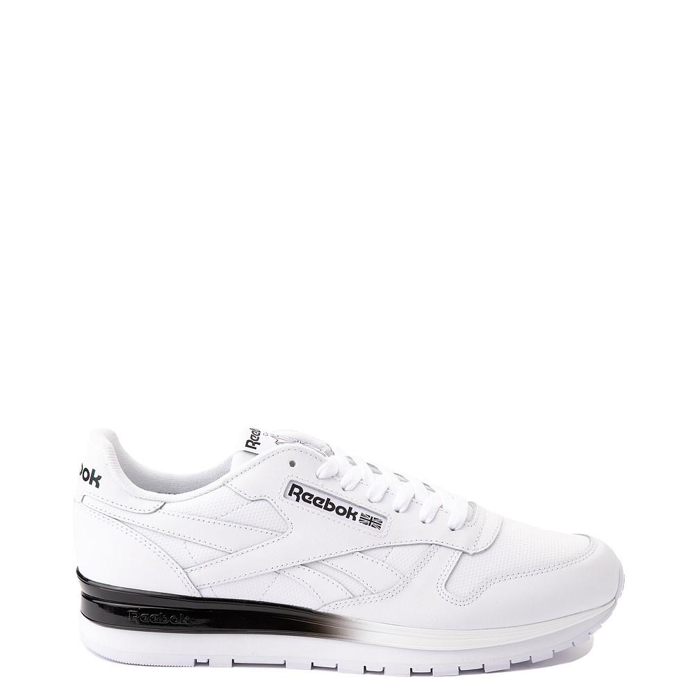 Mens Reebok Classic Athletic Shoe - White / Black