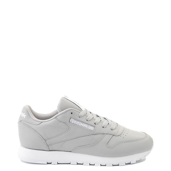 Main view of Womens Reebok Classic Athletic Shoe - Gray