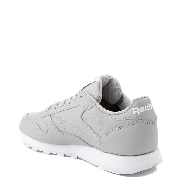 alternate view Womens Reebok Classic Athletic Shoe - GrayALT1