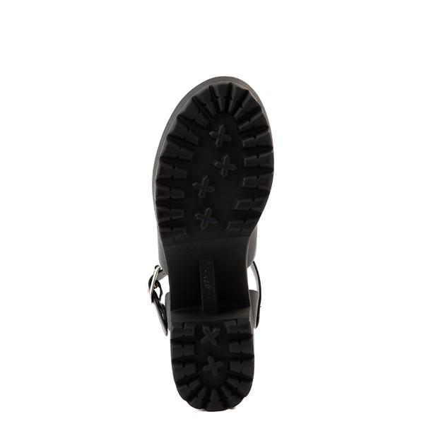 alternate view Womens Madden Girl Cali Platform Sandal - BlackALT3
