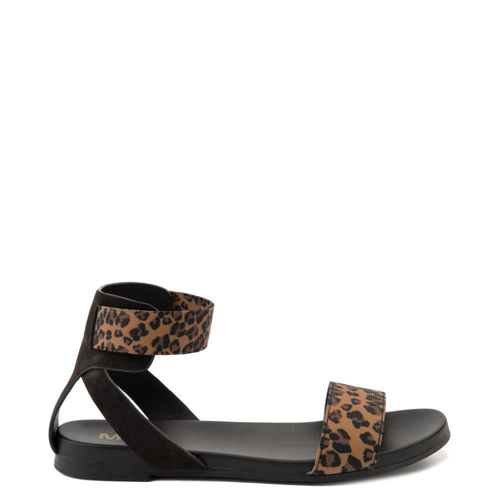 Womens MIA Lydya Sandal - Leopard