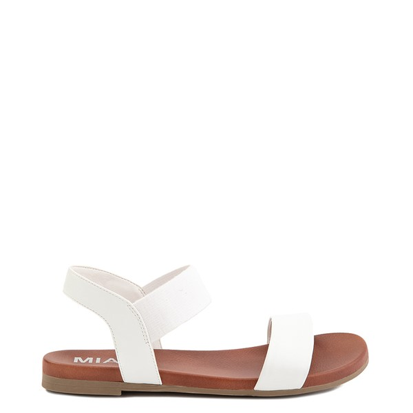 Main view of Womens MIA Cindi Sandal - White