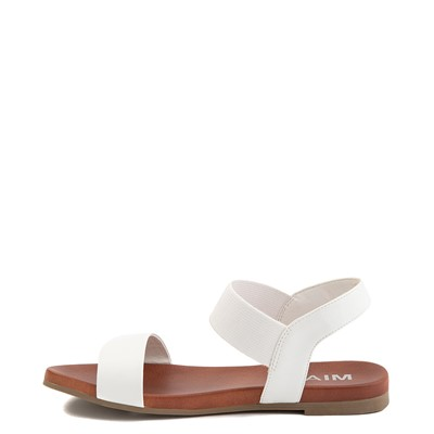 Alternate view of Womens MIA Cindi Sandal - White