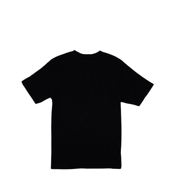 alternate view Vans Print Box Tee - Little Kid / Big Kid - Black / Tie Dye SkullALT1