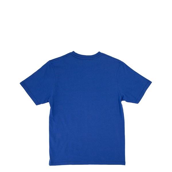 alternate view Vans OG DNA Side Stripe Tee - Little Kid / Big Kid - BlueALT1
