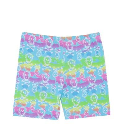 Alternate view of Vans Rainbow Skull Bike Shorts - Little Kid / Big Kid - Multicolor