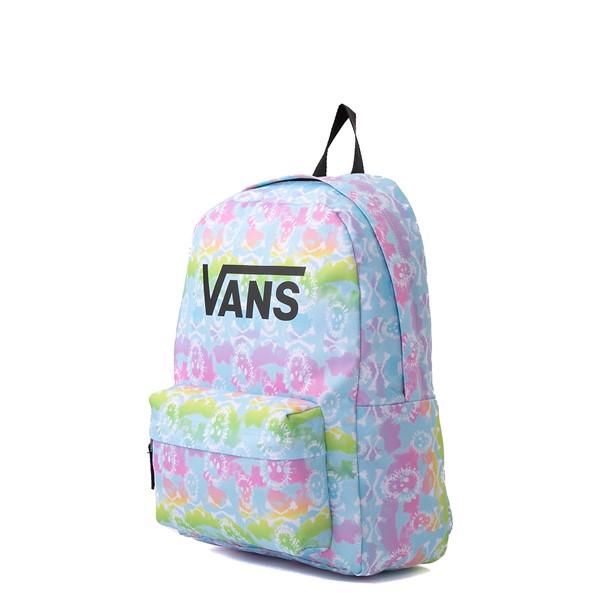 alternate view Vans Old Skool Rainbow Skull Backpack - MulticolorALT4
