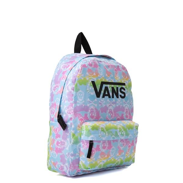 alternate view Vans Old Skool Rainbow Skull Backpack - MulticolorALT4B