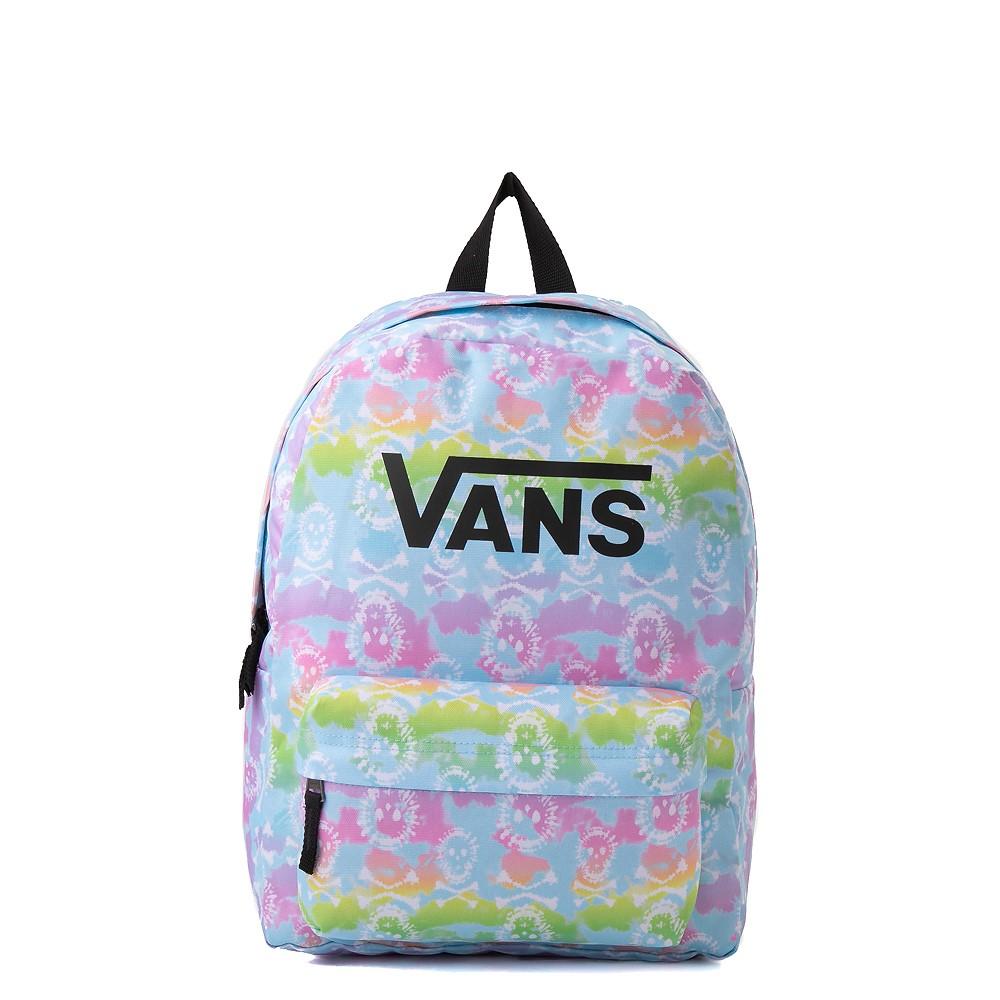 Vans Old Skool Rainbow Skull Backpack - Multicolor