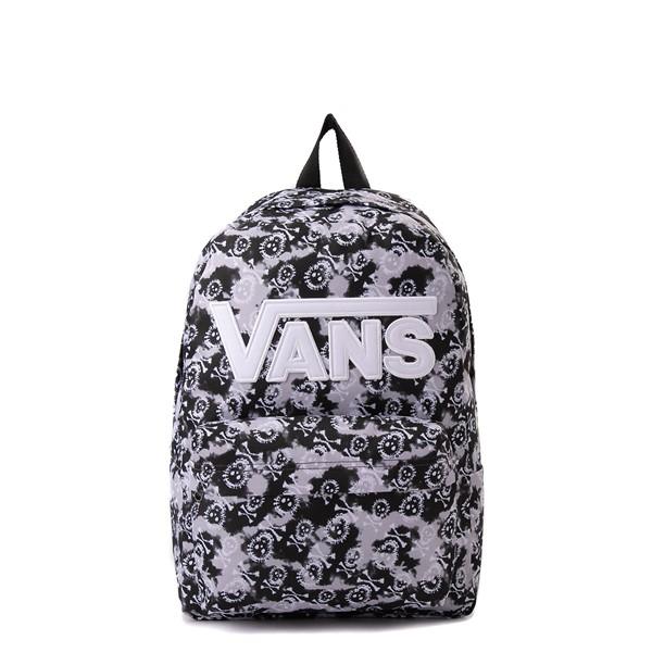 Vans Old Skool Skull Backpack - Black Tie Dye