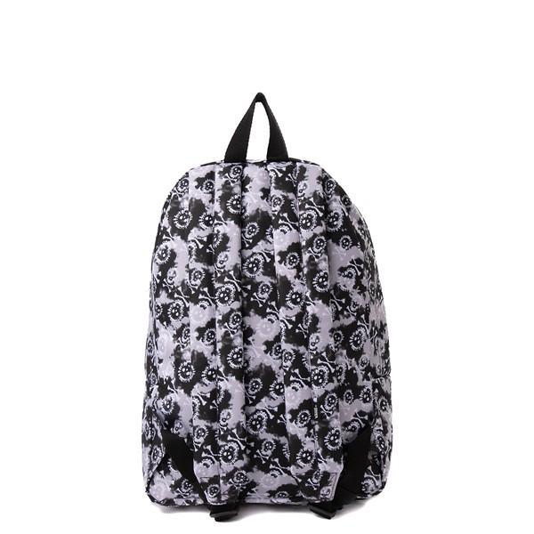 alternate view Vans Old Skool Skull Backpack - Black Tie DyeALT2