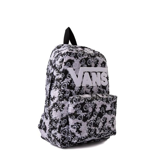 alternate view Vans Old Skool Skull Backpack - Black Tie DyeALT4B