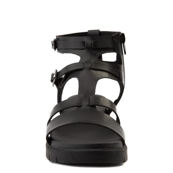 alternate view Womens MIA Kayde Gladiator Sandal - BlackALT4