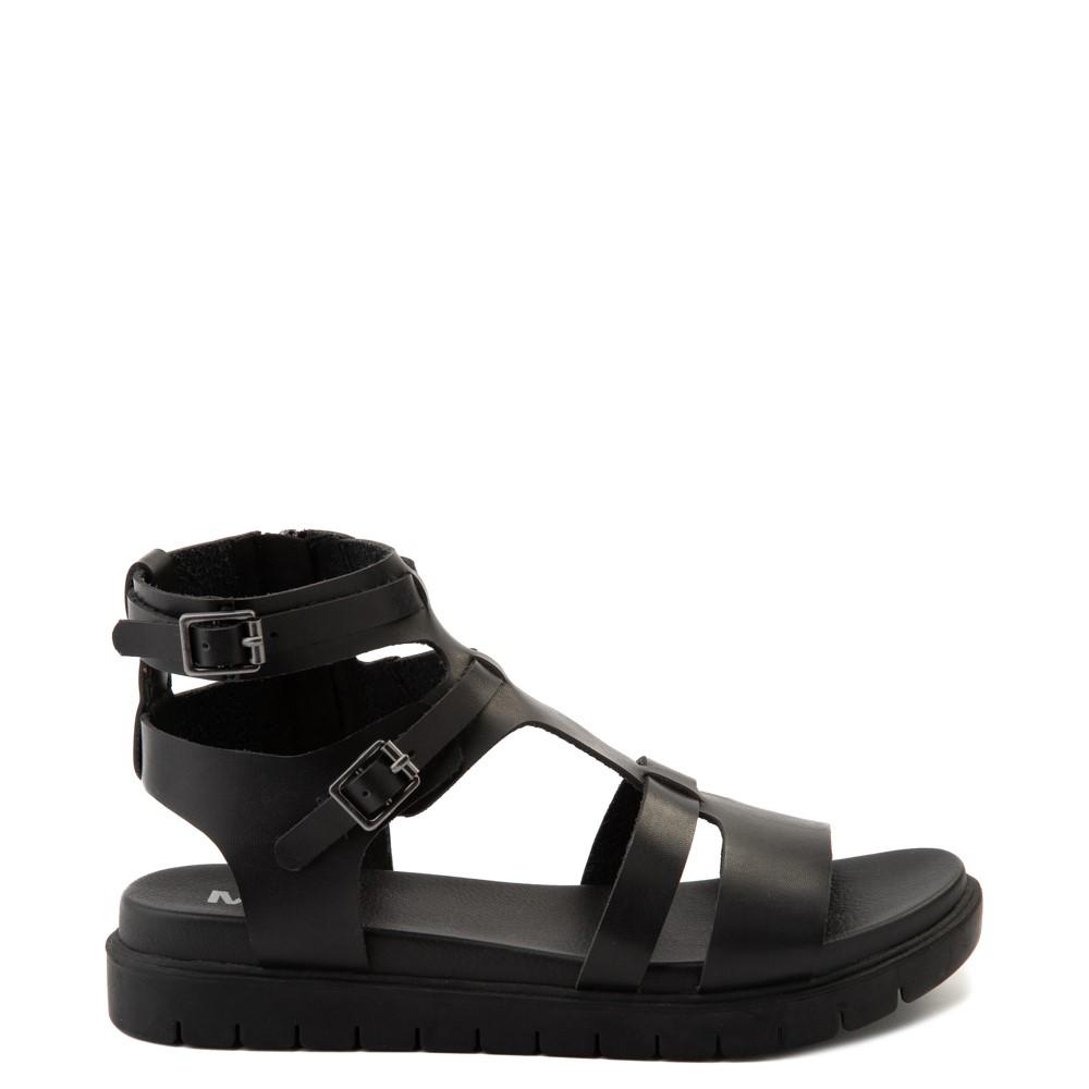 Womens MIA Kayde Gladiator Sandal - Black