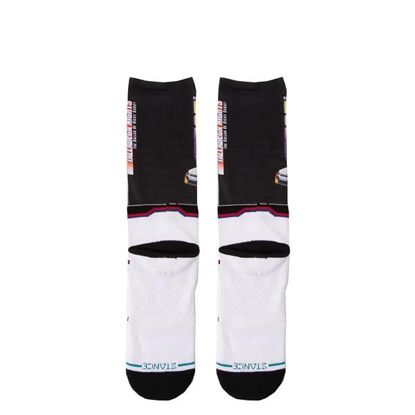 alternate view Mens Stance Ricky Bobby Crew Socks - WhiteALT2