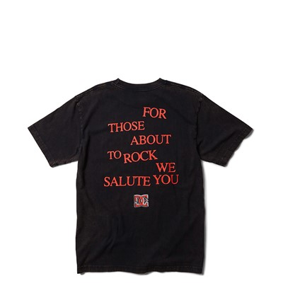 Alternate view of Mens DC AC/DC For Those About to Rock Tee - Black