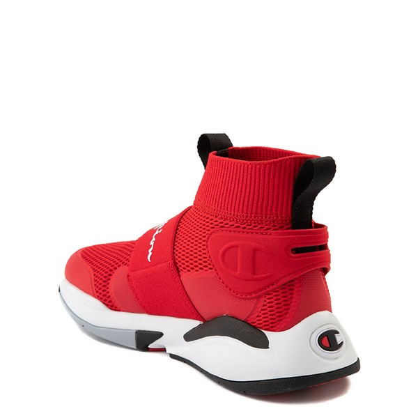 alternate view Champion XG Pro Athletic Shoe - Big Kid - RedALT1