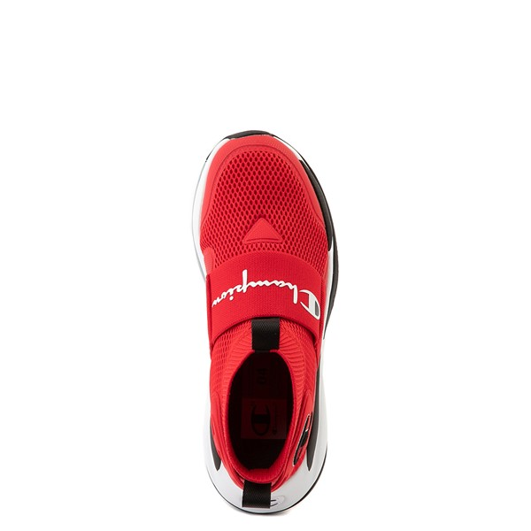 alternate view Champion XG Pro Athletic Shoe - Big Kid - RedALT4B