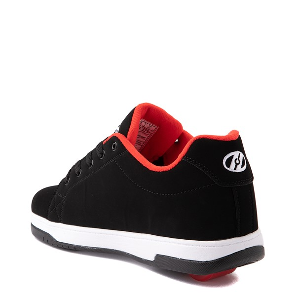 alternate view Mens Heelys Split Beavis and Butt-Head Skate Shoe - Black / RedALT2