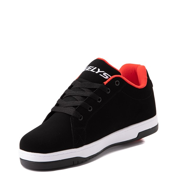 alternate view Mens Heelys Split Beavis and Butt-Head Skate Shoe - Black / RedALT3