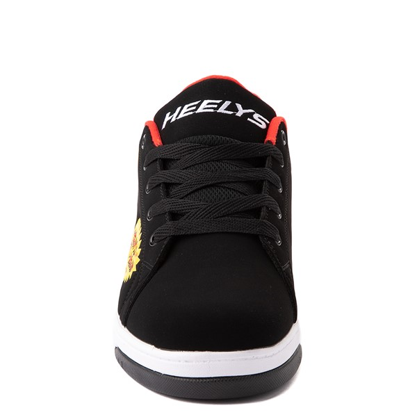 alternate view Mens Heelys Split Beavis and Butt-Head Skate Shoe - Black / RedALT4