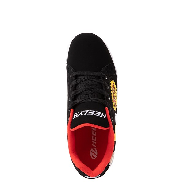 alternate view Mens Heelys Split Beavis and Butt-Head Skate Shoe - Black / RedALT4B