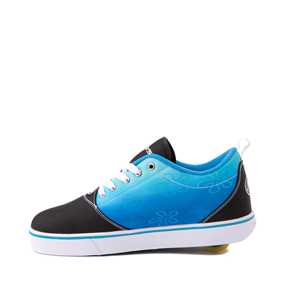 Alternate view of Mens Heelys Pro 20 Spongebob Squarepants™ Skate Shoe - Black / Blue