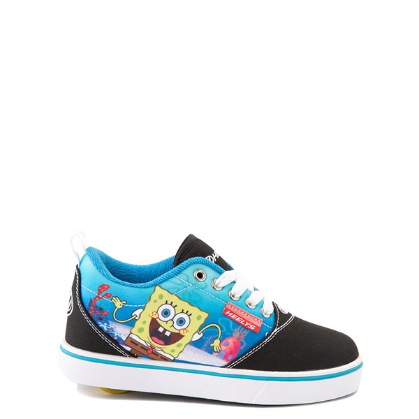 Heelys Pro 20 Spongebob Squarepants™ Skate Shoe - Little Kid / Big Kid - Black / Blue
