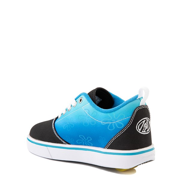 alternate view Heelys Pro 20 Spongebob Squarepants™ Skate Shoe - Little Kid / Big Kid - Black / BlueALT1