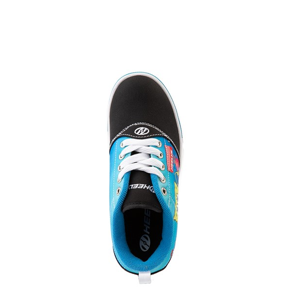 alternate view Heelys Pro 20 Spongebob Squarepants™ Skate Shoe - Little Kid / Big Kid - Black / BlueALT4B