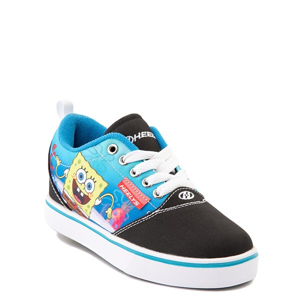 alternate view Heelys Pro 20 Spongebob Squarepants™ Skate Shoe - Little Kid / Big Kid - Black / BlueALT5