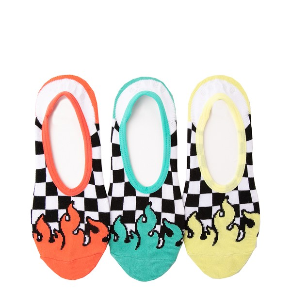 Womens Vans Light It Up Canoodle Liners 3 Pack - Multicolor