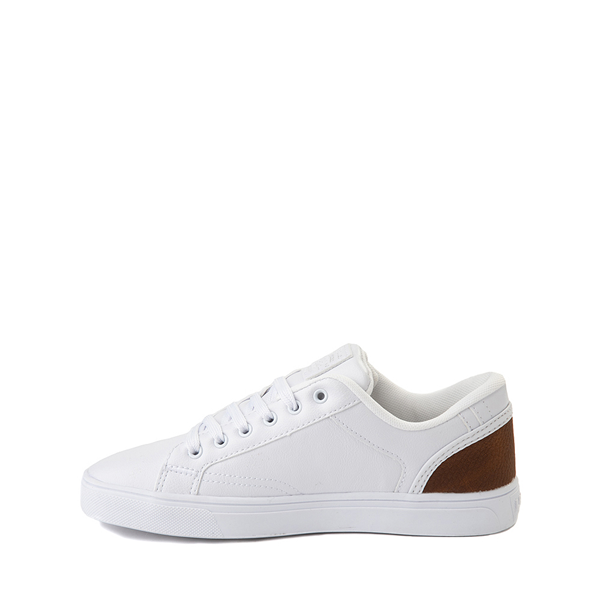 alternate view Levi's 501® Jeffrey Casual Shoe - Big Kid - WhiteALT1