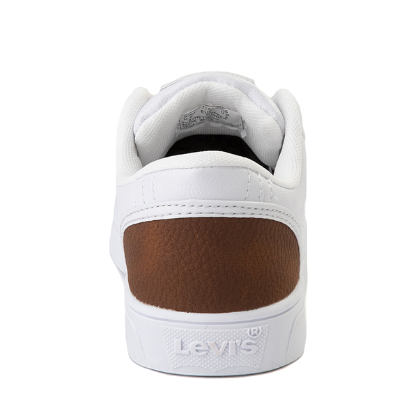 alternate view Levi's 501® Jeffrey Casual Shoe - Big Kid - WhiteALT4